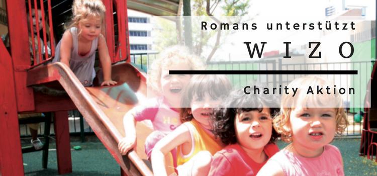 Romans unterstützt WIZO Charity Aktion