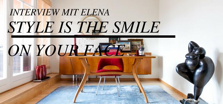Interview mit Elena auf Lifestyle Blog