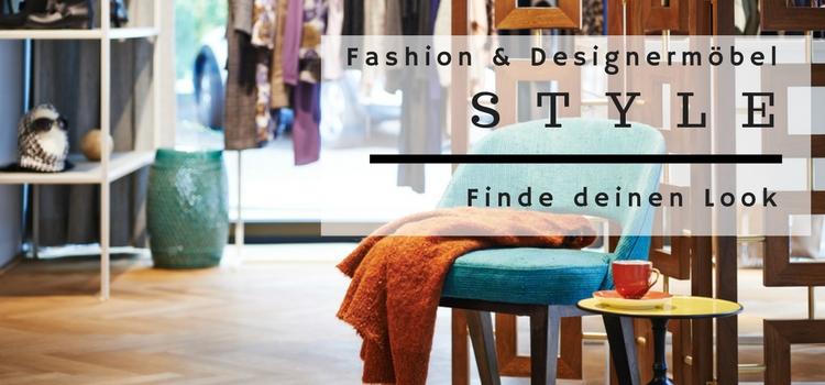 Fashion und Designmöbel